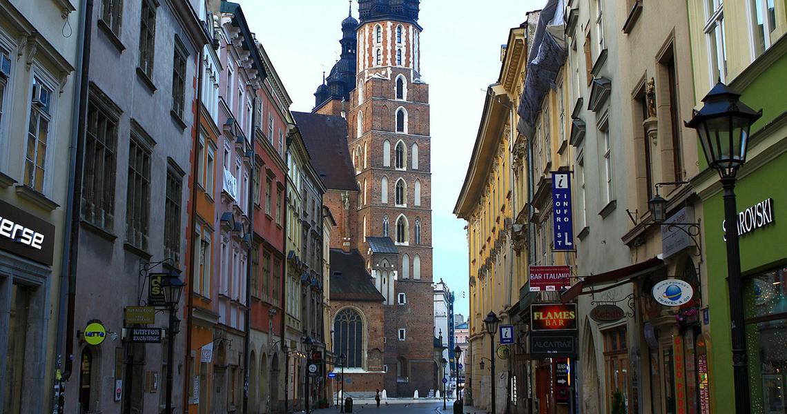 barrio de Kazimierz