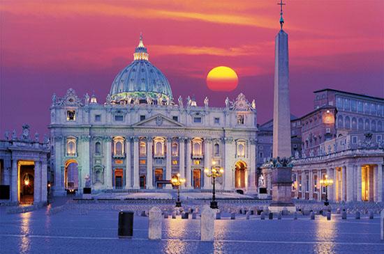 Free Tour nocturno La Roma Cristiana