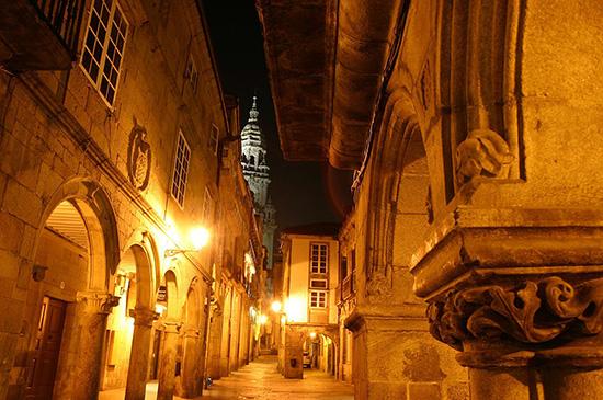 Free Tour Misterios de Santiago de Compostela