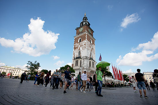 Free Tour Casco Antiguo de Cracovia