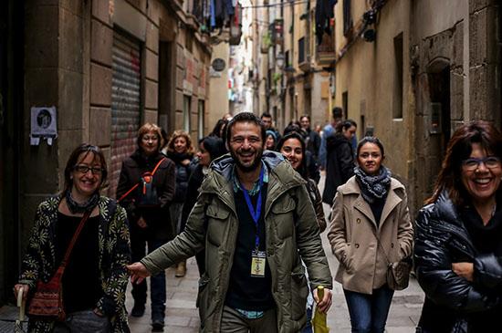 Free Tour Casco Antiguo Barcelona