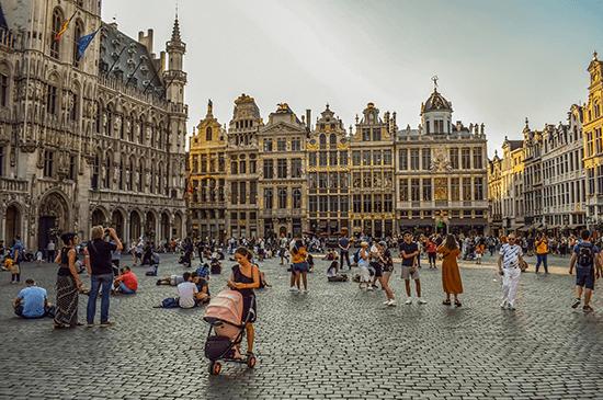 Free Tour Bruselas