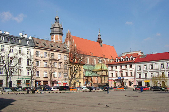 Plaza Wolnica