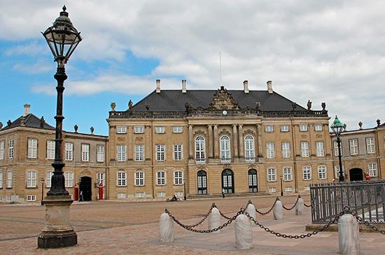 Palacio Real de Amalienborg
