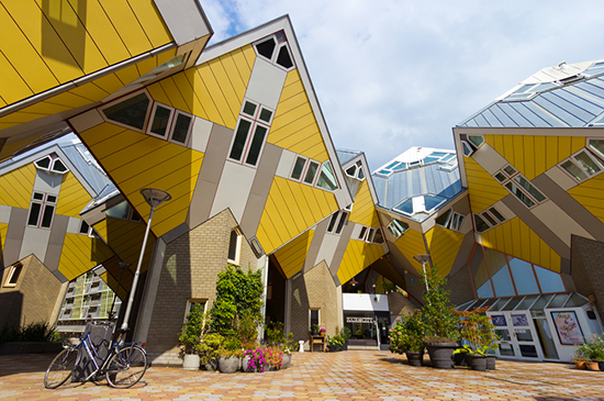 Excursión a La Haya y Rotterdam