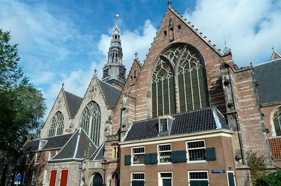 Iglesia vieja (OudeKerk)