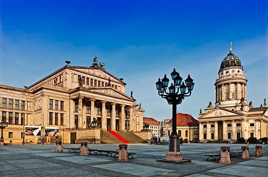 Plaza Gendarmenmarkt