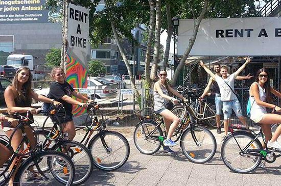 Free Tour en bicicleta