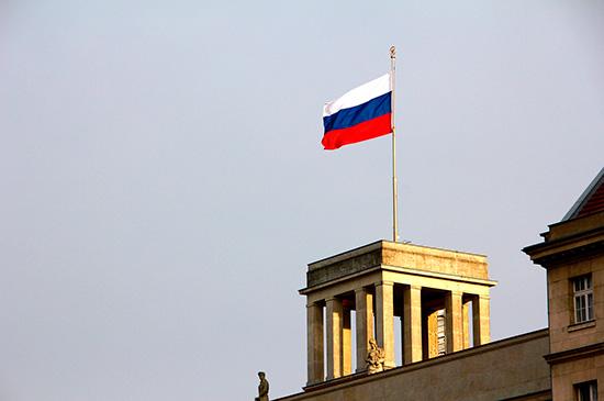 Embajada de Rusia, antigua sede de la URSS