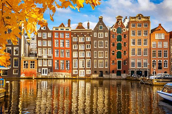 Free Tour Ámsterdam
